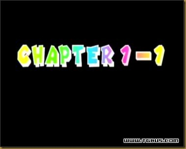 【Wii|圖文攻略】【02.序章 第一世界】超級紙片瑪利歐(Super Paper Mario / スーパーペーパーマリオ) | La's jargon